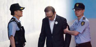 Южна Корея, затвор