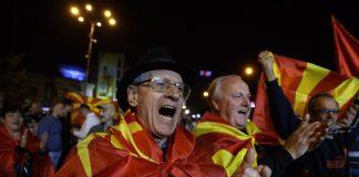 Македония, референдум