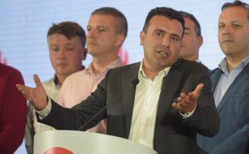 Македония, референдум, Зоран Заев
