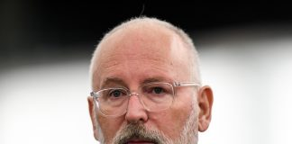 Франс Тимерманс ,зам.-председател на ЕК