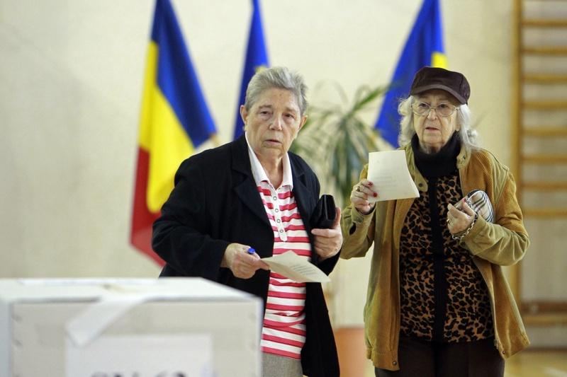 Румъния, референдум, брака