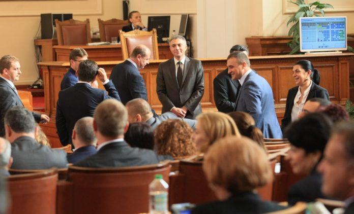 Народно събрание, опозицията