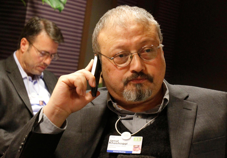 Саудитският журналист Джамал Хашоги