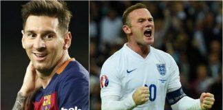 Messi-Rooney
