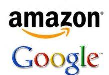 Амазон, Гугъл