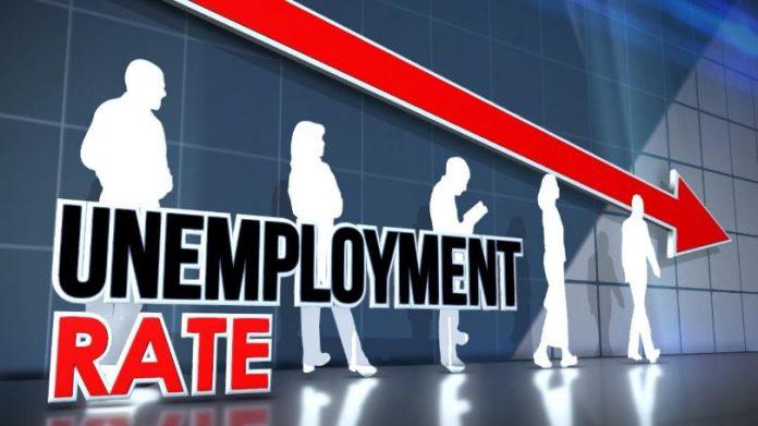 САЩ, безработица