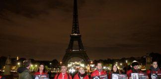 Айфелова кула, журналисти