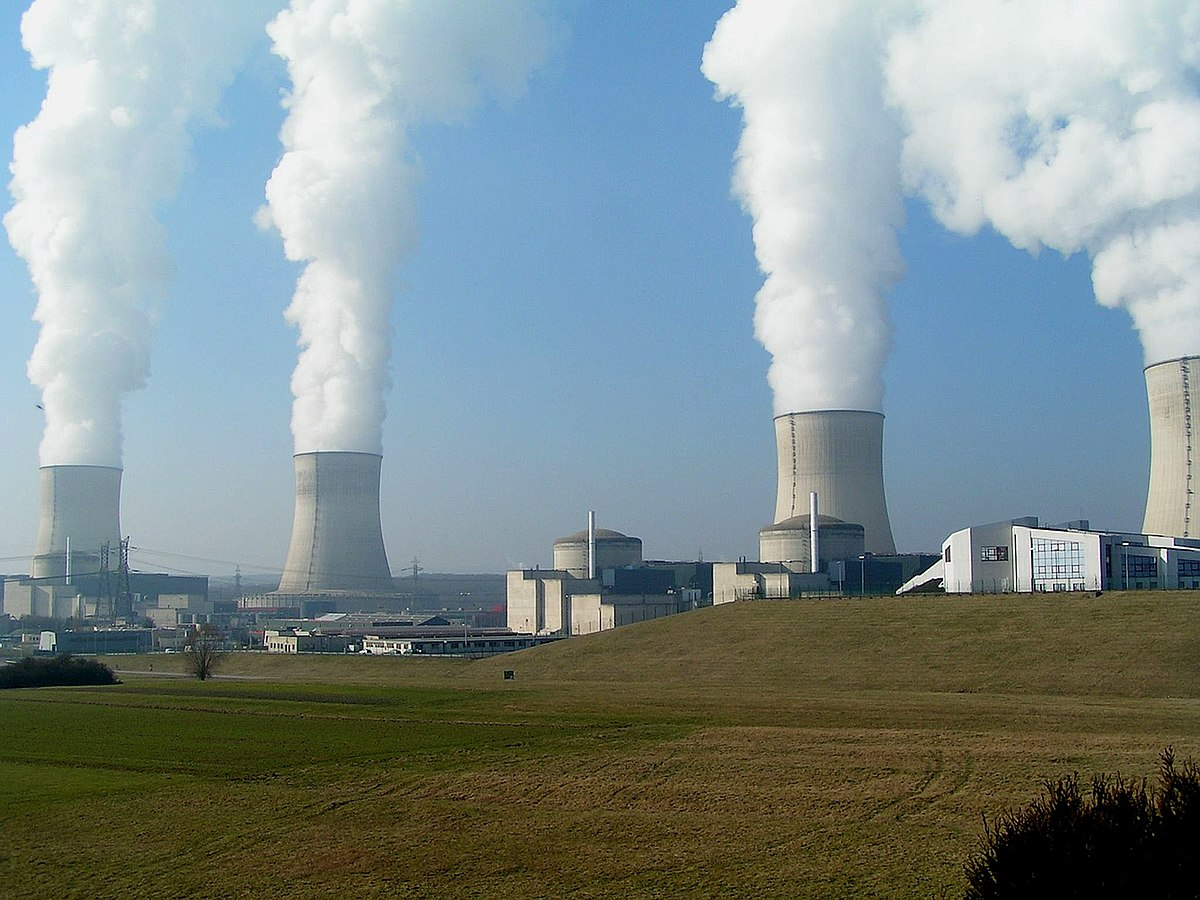 Атомна централа, Испания