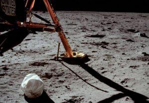 Луната, кацане