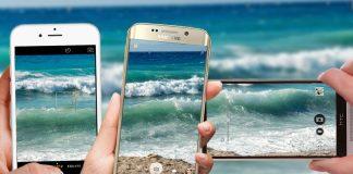 Samsung, телефон, 6 камери