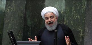 Хасан Рохани, Иран, наруши