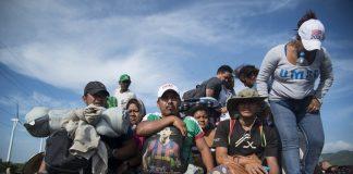 Мексико, мигранти, САЩ, граница