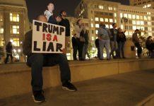 протест, САЩ
