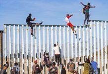 мигранти, САЩ, граница