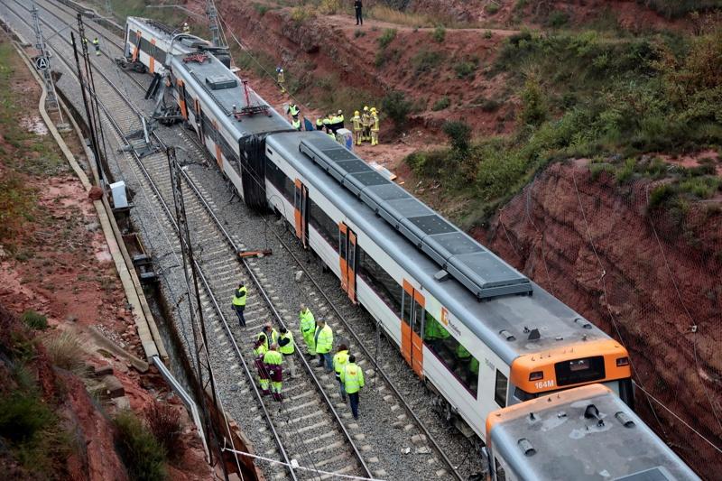 влак, Барселона