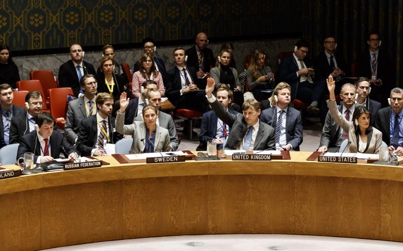 Съветът за сигурност