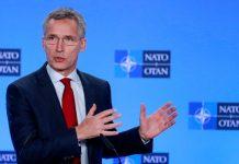 Йенс Столтенберг, НАТО, военно нападение
