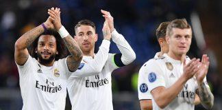 Реал Мадрид, Рома