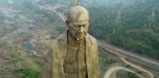 най-високата статуя