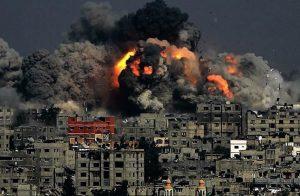 Израел, Ивицата Газа