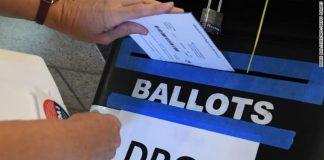 САЩ - гласуване