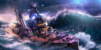 боен кораб