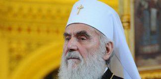 Сръбският патриарх Ириней