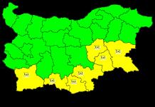 жълт код