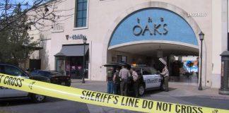 Калифорния стрелба