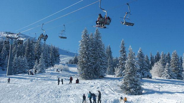 Витоша, парк, ски съоръжения