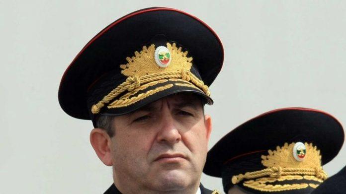 главен комисар Светлан Кичиков