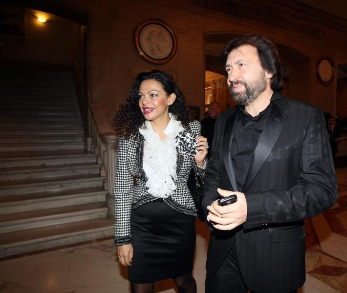 Евгения и Николай Баневи
