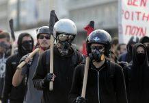 протест, Гърция