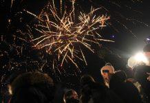 мерки за сигурност, Нова година, концерт, София