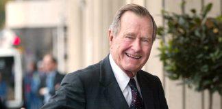 Джордж Буш - старши