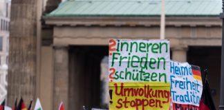 Берлин, протест, въглища, ТЕЦ