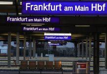 транспортен хаос, Германия, стачка