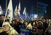 протест, Унгария