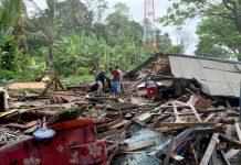 цунами, Индонезия