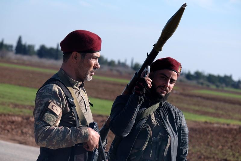 Манбидж, кюрди