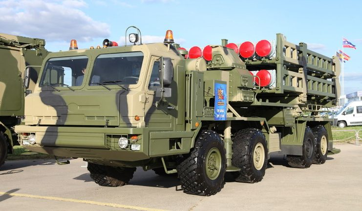 """С-350 """"Витяз"""", модерни"""