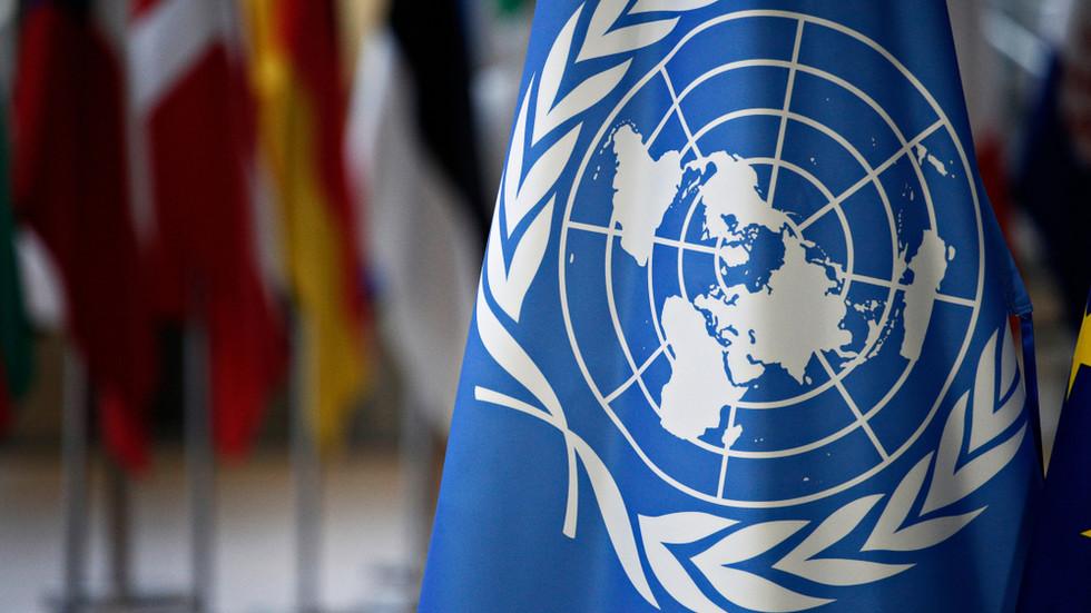 Русия, ООН, Крим