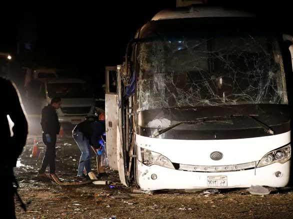 Кайро, автобус