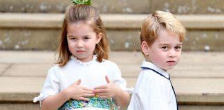 Принц Джордж, принцеса Шарлот