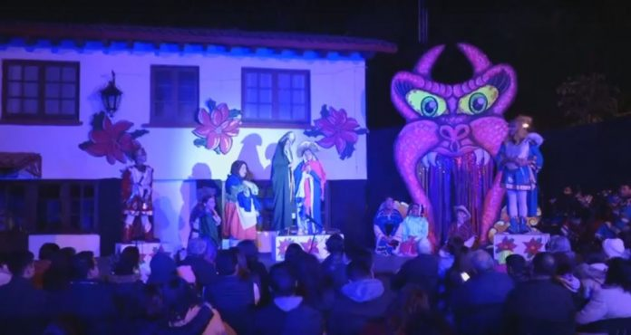 Мексико, коледна пиеса