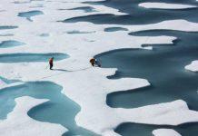 НАСА, ледници, Антарктида