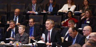 НАТО, външни министри