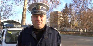 Началникът на КАТ - Казанлък Тодор Николов