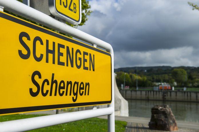 България Шенген