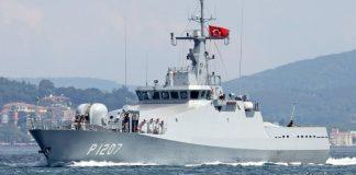 Турция, военна база, Черно море, кораб